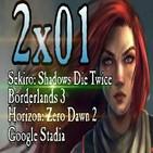 Legión Gamer España 2x01 - Sekiro, Borderlands 3, Horizon Zero Dawn 2 y Google Stadia