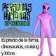 Personas Humanas Episodio 2: El precio de la fama, dinosaurios, cruising y lobos