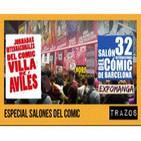 Trazos 17/05/14: Especial salones del comic, Expomanga, Salón del comic de Barcelona, Jornadas de Avilés...
