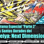 9x17 Los Gold Saints del Next Dimension - Parte 2 - Programa Especial en VIVO