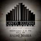 Cantus Ecclesiae 11 - Las Religiosas y el Canto de la Iglesia - 2019 -02-06