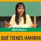 ¿DE QUÉ TIENES HAMBRE? - Núria Roura ( 9a Feria de Alimentación y Salud )