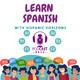 Podcast #1. Learn Spanish with Hispanic Horizons: Hola, soy Dana (Personal Introduction). Nivel A1