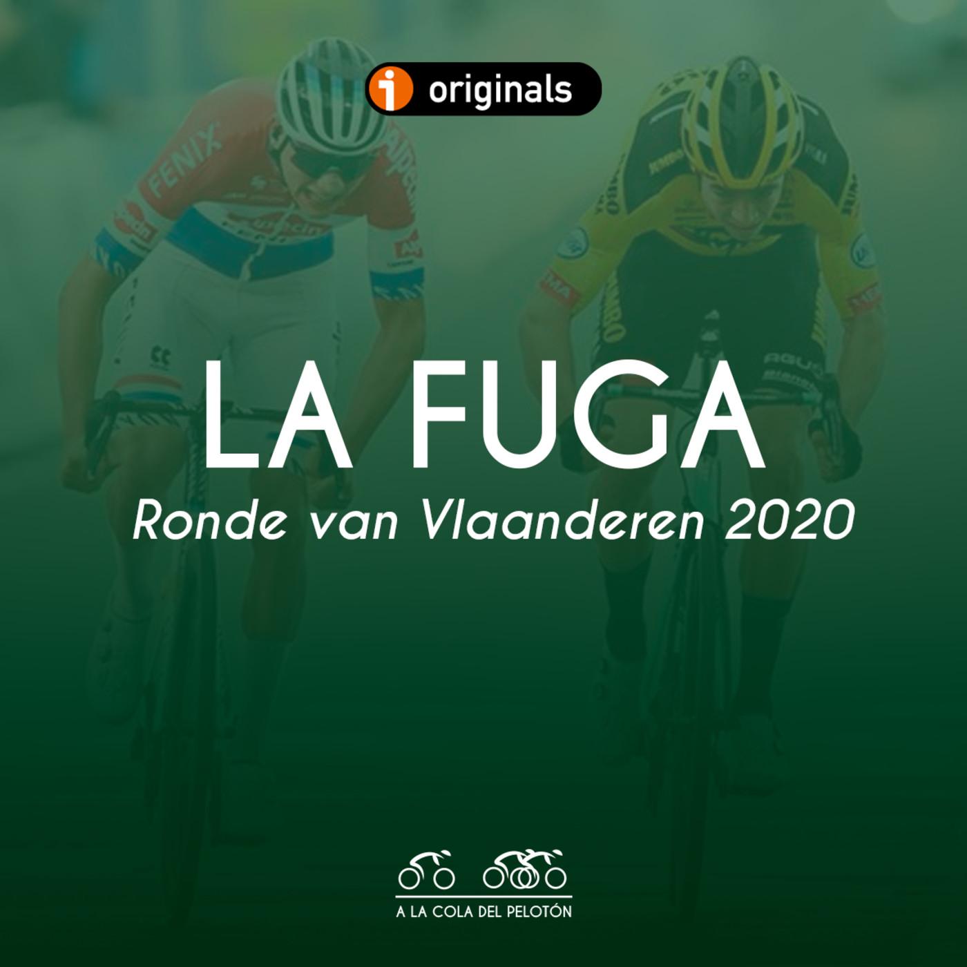 Análisis de Ronde van Vlaanderen 2020 | La Fuga