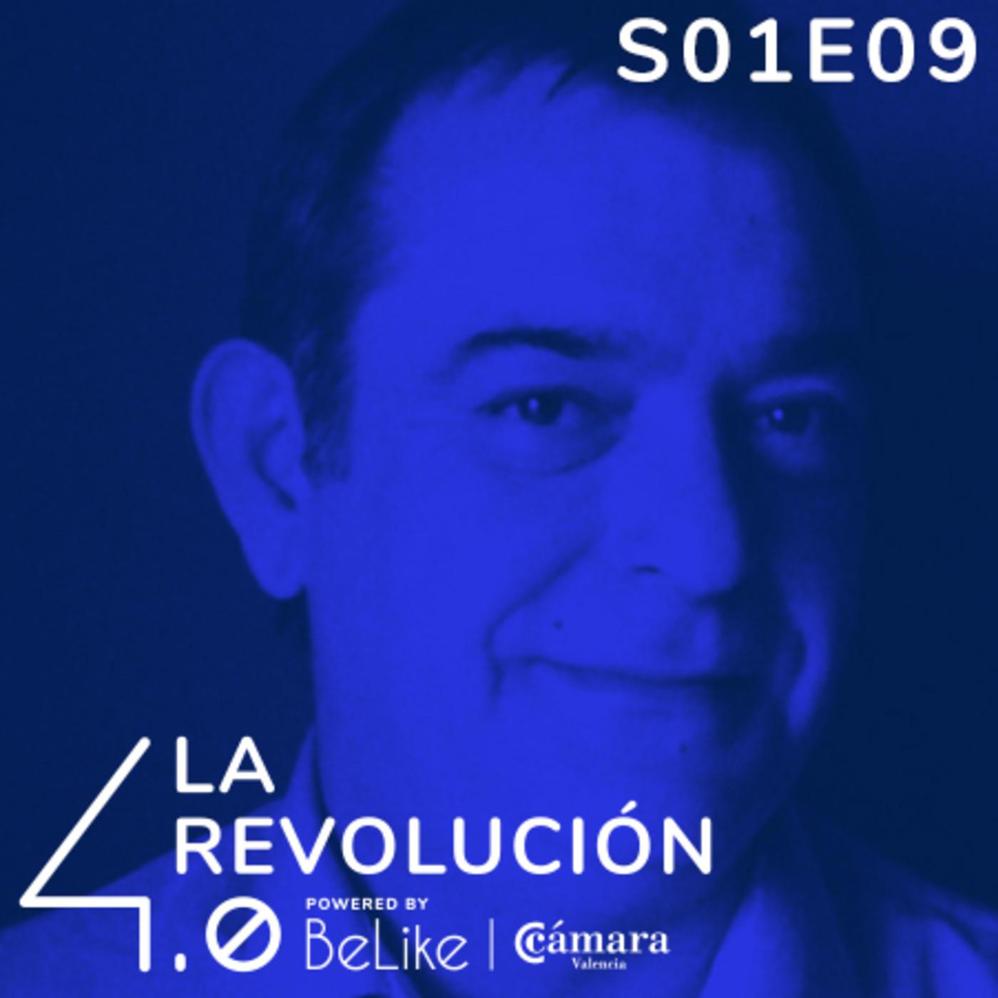 Episodio 9: Industria 4.0, Internet of things, Smart Cities, la visión de Joaquín Carretero, de Energy Solutions