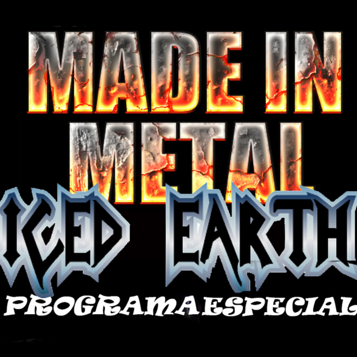 Made in Metal Programa 210 La Historia de Iced Earth