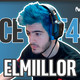 ElmiilloR, polémico streamer y amante de LoL - Face to F4C3