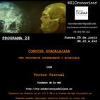 El Cronovisor. Programa 28. Conocer Guadalajara.