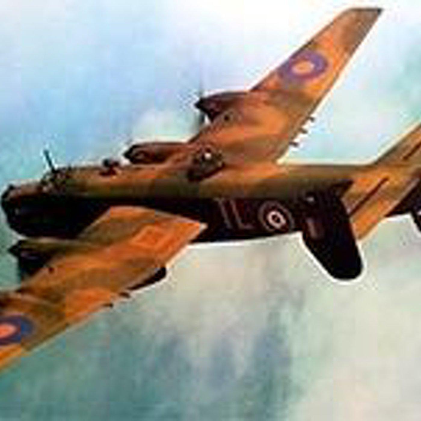 BlitzoCast 005 - Aviones de leyenda – Handley Page Halifax