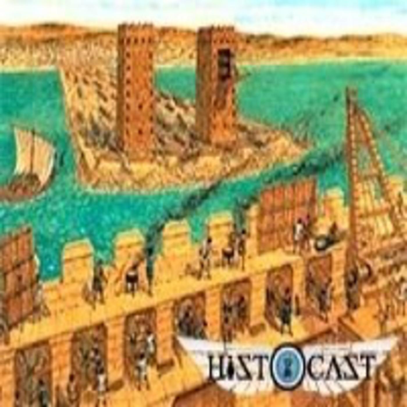 HistoCast 75 - Sitios y asedios legendarios IV