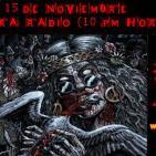 Programa Piloto de El Bestiario: Zombies y George A. Romero.
