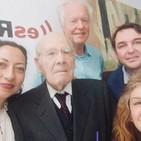 Jaime Ripoll Seguimos de Pascua y hablando de libros con David Coubrough y Celia Velasco