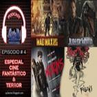 El podcast de C&R - Especial CINE FANTÁSTICO 2015: It Follows, Mad Max: Furia en la carretera, Jurassic World y Horns