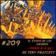 #209 El éxodo de los gnomos - camioneros (capítulo V y VI) de Terry Pratchett