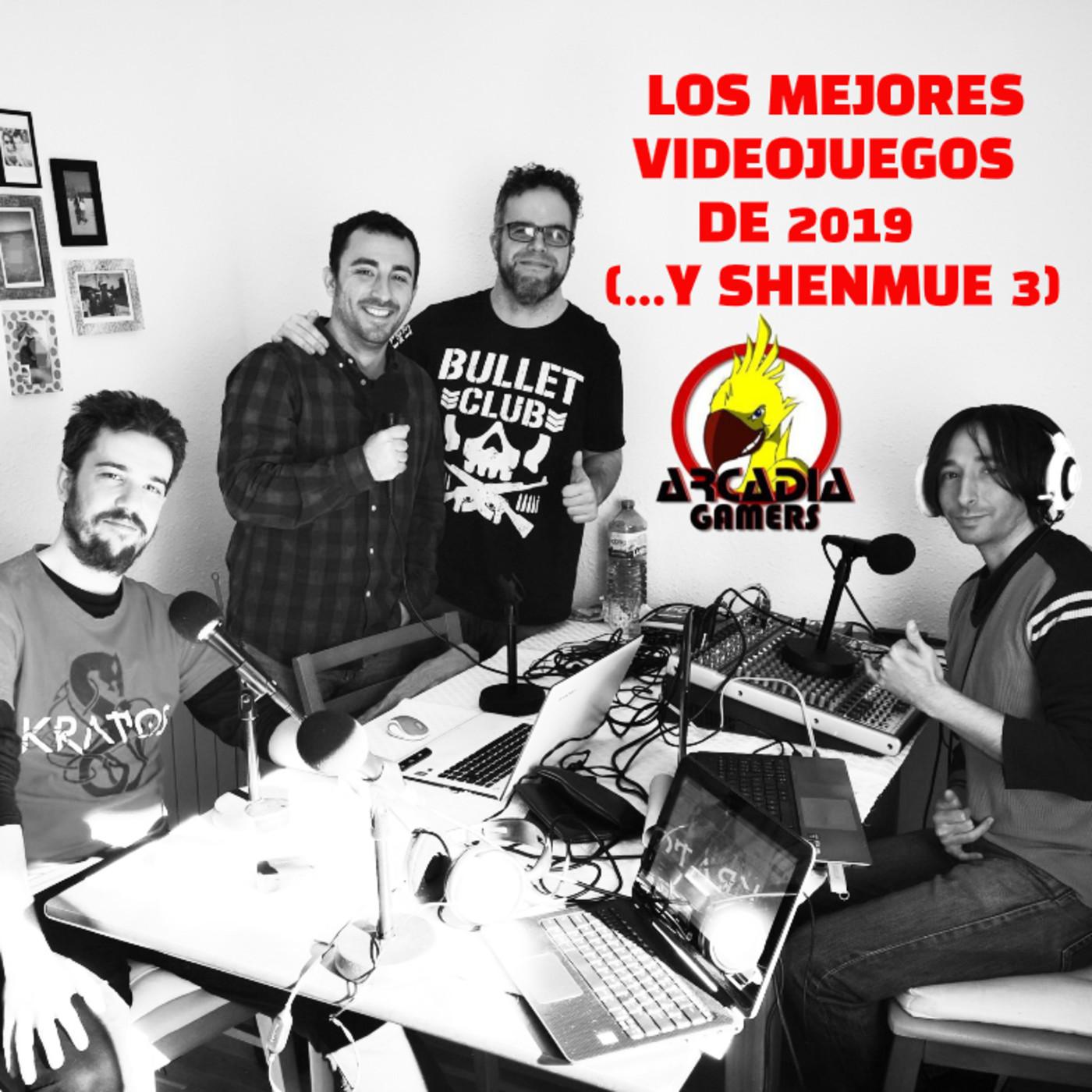 LOS MEJORES JUEGOS DE 2019... Y SHENMUE III (y cuatro pollas en la boca) - Arcadia Gamers.