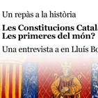 Les Constitucions Catalanes. Les primeres de la història?