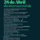 28 de abril de 2020, una campaña de ayer para las ideas del mañana