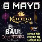 """""""EL BAÚL DE LA PITONISA"""" Con Margarita Tema: """"EL KARMA"""""""