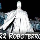 CVB Tomos y Grapas, Cómics - Capítulo # 22 - Roboterror