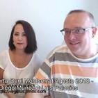 Experiencias de la alerta Ovni Montserrat Agosto 2018 - Yolanda Soria, Diego Muñoz y Luis Palacios