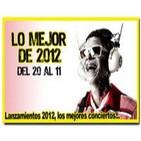 Ruido 15/12/12 Los Mejores Discos del 2012 (I)