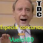 TDC Podcast - 34 - Especial concursos, con Sr. VCR y Wally Week, de Vuelo180