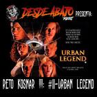 Reto Kosnar S03E11- Urban Legend