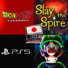 BIG IN JAPAN 2X12 - Lo mejor de Sony esta por venir, Dragon Ball Z Kakarot, Slay the Spire, Luigis Mansion 3
