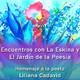 Entrelíneas 64: El Jardín de la Poesía. Homenaje a la poeta Liliana Cadavid.