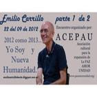 Emilio Carrillo 1/2 - 2012 como 2013, yo soy y nueva humanidad. 22-09-12 Lleida..