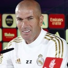 Rueda de prensa Zinedine Zidane 21-09-2019