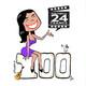 HA24F EP 100 Natalia Lugo