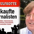 """El mayor tabú de Alemania: """"Comprando periodistas"""" (LIBRO PROHIBIDO)"""