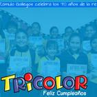 """""""Feliz Cumpleaños Tricolor"""""""