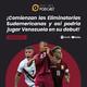 Ep. 12 - ¡Comienzan las Eliminatorias Sudamericanas y así podría jugar Venezuela en su debut!