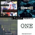 Programa 284: Camilo Fernández; AstroPi Trio, Jason Rigby i FeeFiFoFum