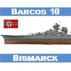 B-10#01 Bismarck y Tirpitz el Orgullo del III Reich