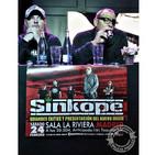 """Audio de la rueda de prensa de SINKOPE presentando """"El parque de los poetas2"""