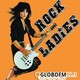'Rock Ladies' (91) [GLOBO FM] - Metaleros por el mundo (I)