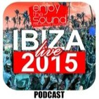 Enjoy the sound RADIOSHOW #025 IBIZA LIVE SESSIONS - Matador b2b Marc Houle @ Enter Space Ibiza part 2