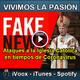 Vivimos la Pasión T3x15: Fake News y ataques a la Iglesia Católica en tiempos de Coronavirus COVID-19