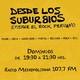 Desde los Suburbios, emerge el rock peruano 05/07/2020