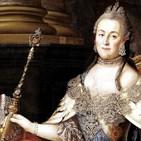 Catalina la Grande de Rusia (1) Sus orígenes y su matrimonio.