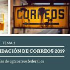 #TemarioCGT2019 · Tema01 AUDIO · 30.05.2019