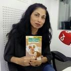 Fani Grande habla de su libro 'Empar, fallera Major Infantil'