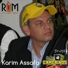 En los Camerinos - EP025 Karim Assafo