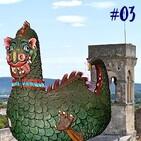 03- A Lenda de DRAC. Um Dragão Francês