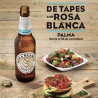 Cerveza Rosa Blanca + Tapas