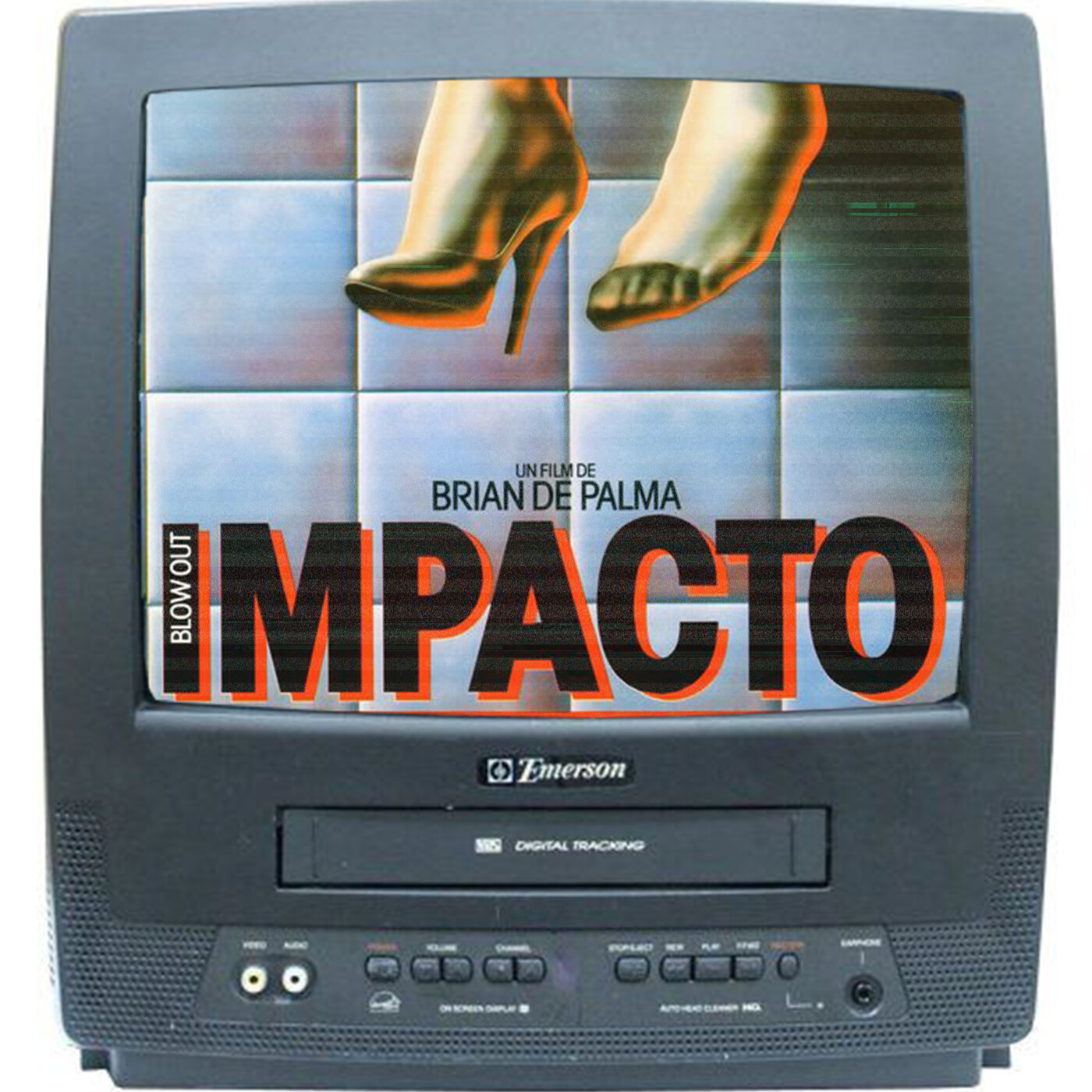 05x17 Remake a los 80, IMPACTO (Blow Out) Brian De Palma, 1981