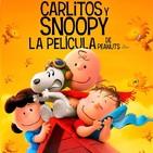 Carlitos y Snoopy: La Película de Peanuts (2015) #Animación #Aventuras #peliculas #audesc #podcast